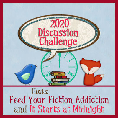 2020 Discussion Challenge Graphic