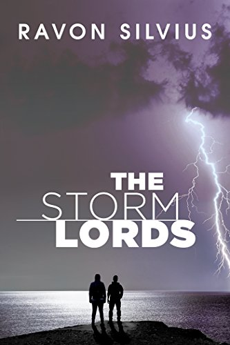 Book Cover - The Storm Lords by Ravon Silvius