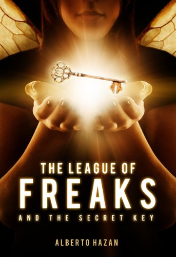 The League of Freaks and the Secret Key by Alberto Hazan   books, reading, book covers
