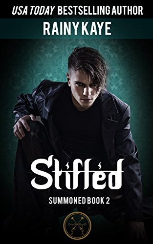 Stifled by Rainy Kaye | books, reading, book covers