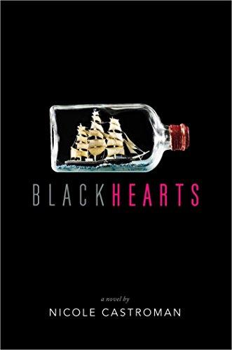 Blackhearts by Nicole Castroman | reading, books, book covers, cover love, ships