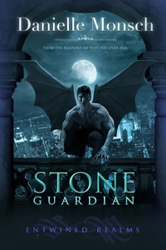 Stone Guardian by Danielle Monsch | books, reading, book covers