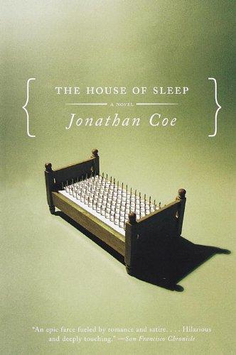 The House of Sleep by Jonathon Coe | books, reading, book covers
