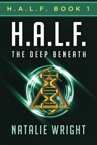 The Deep Beneath by Natalie Wright   reading, books