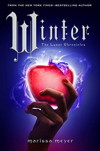 Winter by Marissa Meyer   reading, books