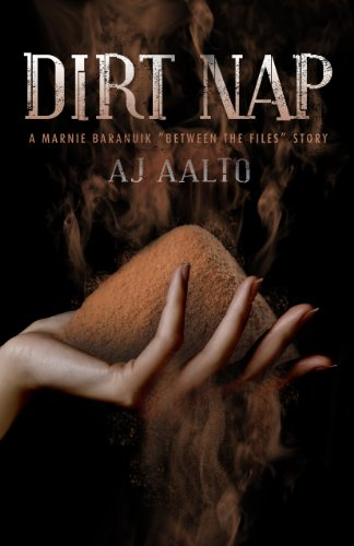 Dirt Nap by A.J. Aalto | books, reading, book covers, cover love, hands