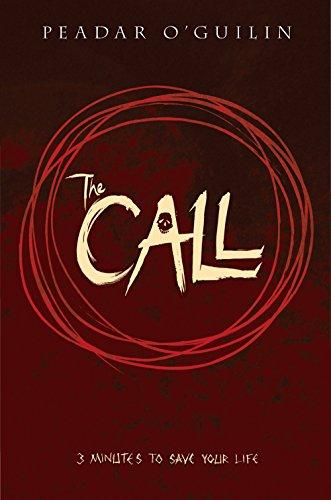 Book Cover - The Call by Peadar Ó Guilín