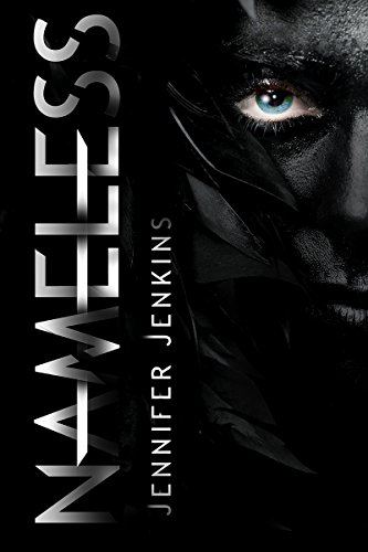 Nameless by Jennifer Jenkins   reading, books, book covers, cover love, faces