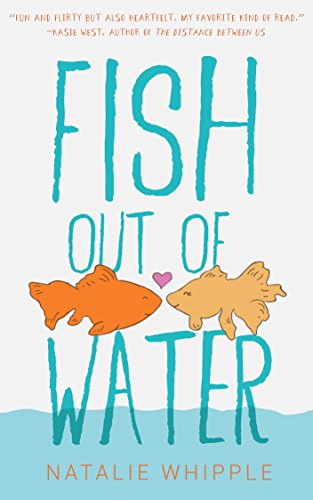 Fish Out of Water by Natalie Whipple | books, reading, book covers
