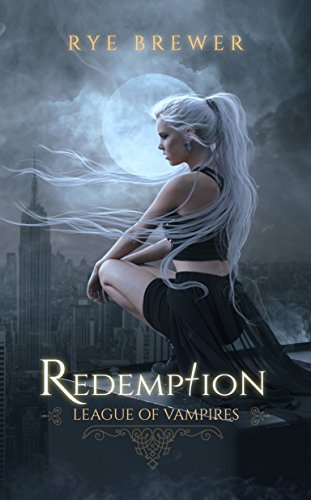 Redemption by Rye Brewer   reading, books