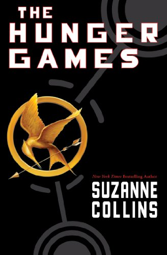 The Hunger Games by Suzanne Collins | books, reading, book covers