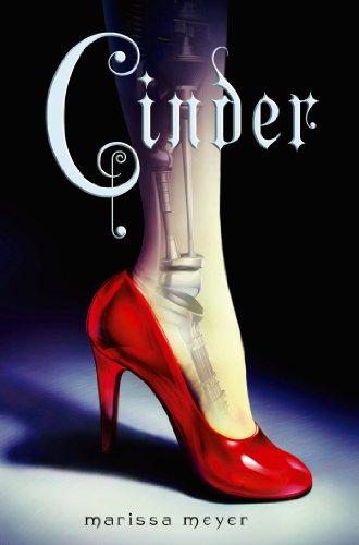 Book Cover - Cinder by Marissa Meyer