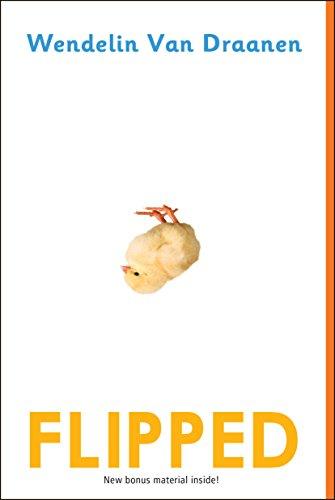 Flipped by Wendelin Van Draanen   reading, books