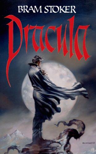 Dracula by Bram Stoker (Tor Classics)   reading, books, book covers, cover love, vampires
