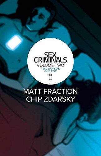 Sex Criminals Vol. 2 by Matt Fraction & Chip Zdarsky | books, reading, book covers