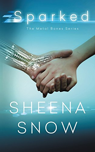 Sparked by Sheena Snow | books, reading, book covers