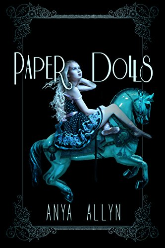 Paper Dolls by Anya Allyn   books, reading, book covers