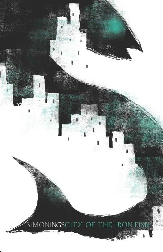 City of the Iron Fish by Simon Ings | books, reading, book covers