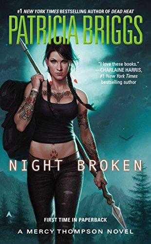 Night Broken by Patricia Briggs | reading, books
