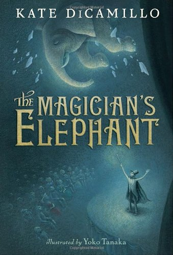 The Magician's Elephant by Kate DiCamillo | reading, books