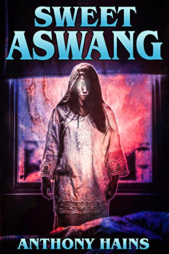 Book Cover - Sweet Aswang by Anthony Hains