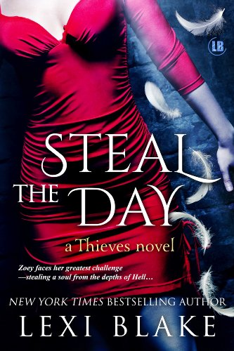 Steal the Day by Lexi Blake | books, reading