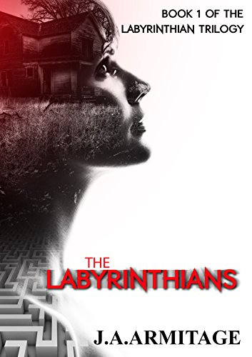 The Labyrinthians by J.A. Armitage | books, reading, book covers