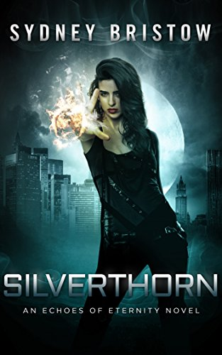 Silverthorn by Sydney Bristow | books, reading, book covers, cover love, magic