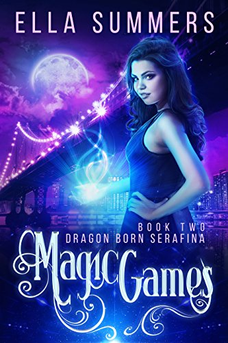 Magic Games by Ella Summers | books, reading, book covers, cover love, magic