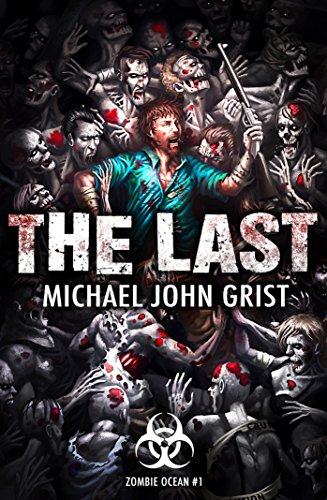 The Last by Michael John Grist | books, reading, book covers, cover love, skulls