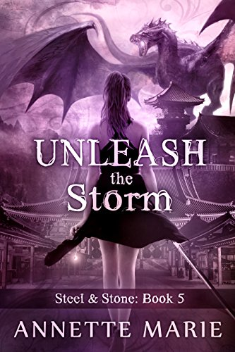 Unleash the Storm by Annette Marie   books, reading, book covers, cover love, dragons