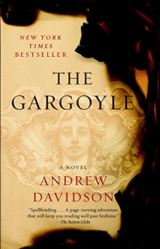 Book Cover - The Gargoyle by Andrew Davidson