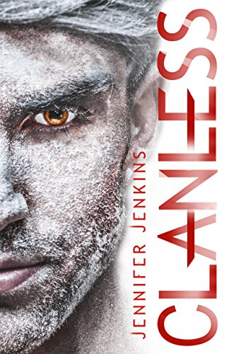 Clanless by Jennifer Jenkins | reading, books, book covers, cover love, faces