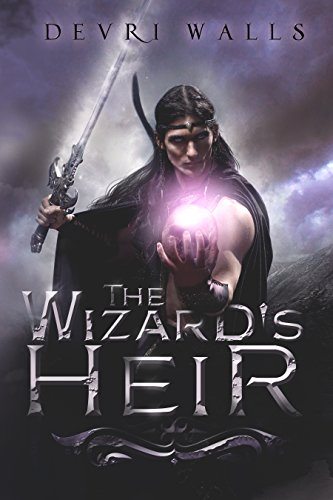 The Wizard's Heir by Devri Walls | books, reading, book covers