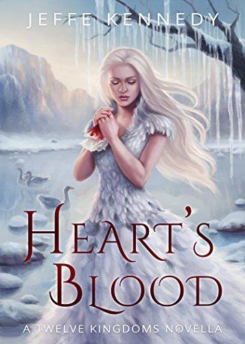Heart's Blood by Jeffe Kennedy   reading, books