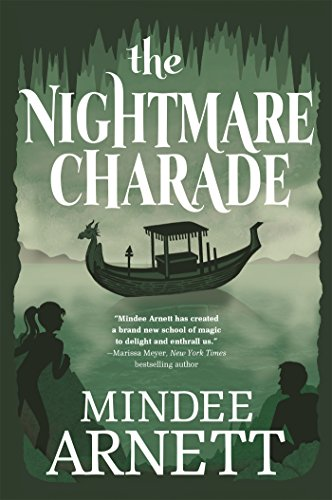 The Nightmare Charade by Mindee Arnett | books, reading, book covers