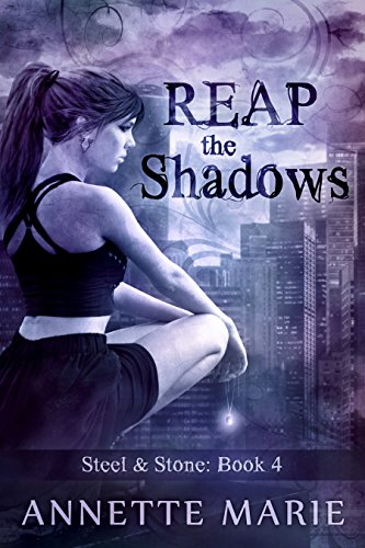 Reap the Shadows by Annette Marie   books, reading, book covers