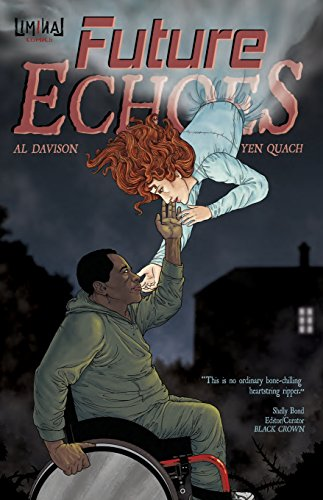 Book Cover - Future Echoes by Al Davison, Yen Quach