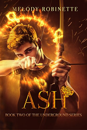 Ash by Melody Robinette | books, reading, book covers, cover love, arrows