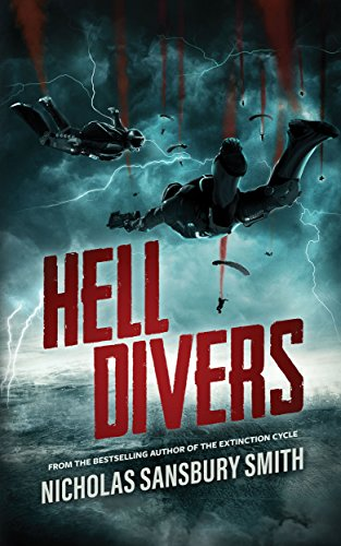 Hell Divers by Nicholas Sansbury Smith | reading, books
