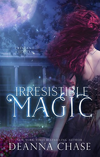 Irresistible Magic by Deanna Chase | books, reading, book covers, cover love, the moon