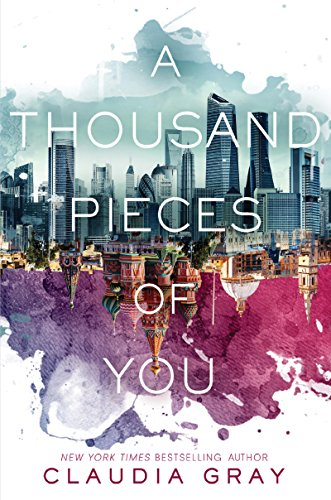 A Thousand Pieces of You by Claudia Gray | books, reading, book covers