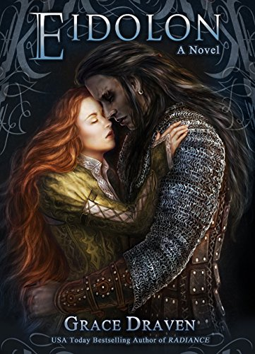 Eidolon by Grave Draven | reading, books, book covers, cover love, hair