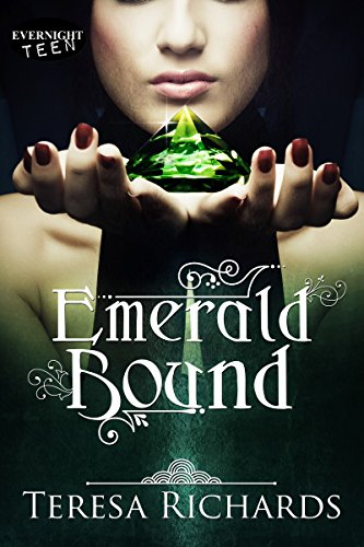 Emerald Bound by Teresa Richards   books, reading, book covers, cover love