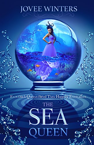 The Sea Queen by Jovee Winters | books, reading, book covers, cover love, snow globes
