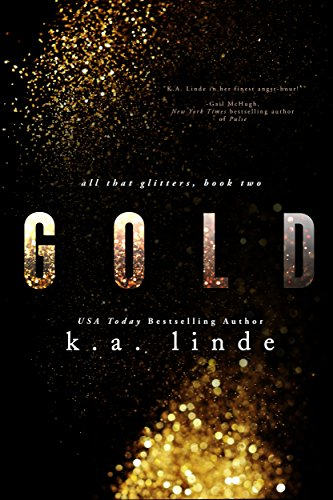 Gold by K.A. Linde   books, reading, book covers, cover love, jewels