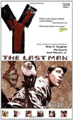 Y: The Last Man by Brian K. Vaughan | reading, books