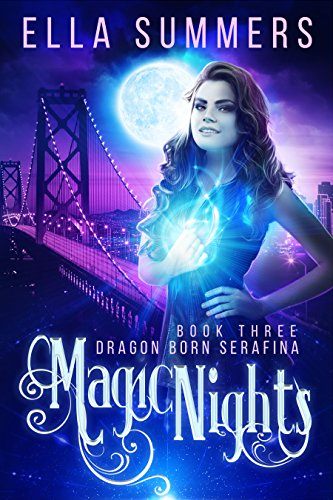 Magic Nights by Ella Summers | books, reading, book covers, cover love, magic