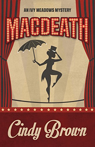 Macdeath by Cindy Brown   books, reading, book covers