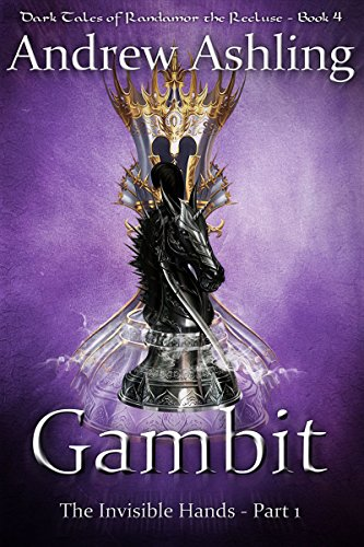 Gambit by Andrew Ashling   books, reading, book covers